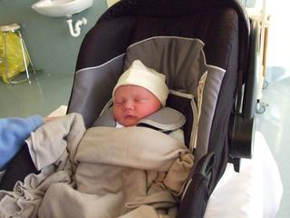 Jacob Kenning - my new grandson